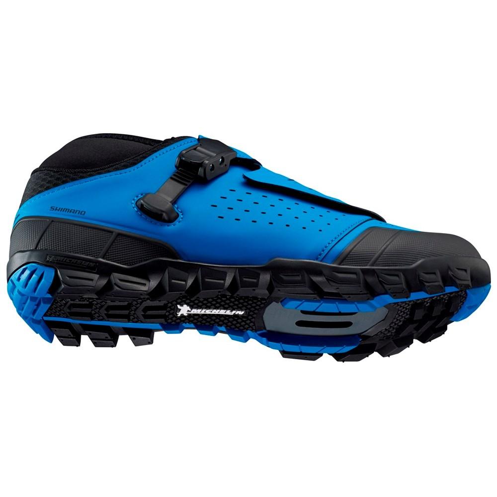 Buty Rowerowe Shimano Sh Me701 Niebieskie 44 0 44 Niebieski Ubrania Buty Odzywki Buty Skarpety Ochraniacze Buty Internetowy Sklep Rowerowy Rowerek Pl