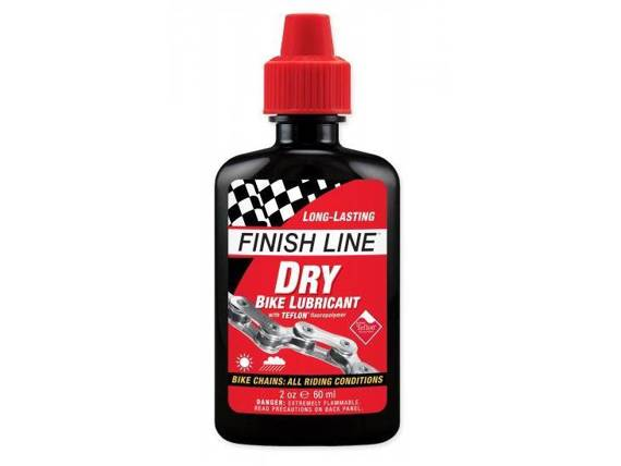 Olej Finish Line Teflon Plus Dry Lube 60 ml