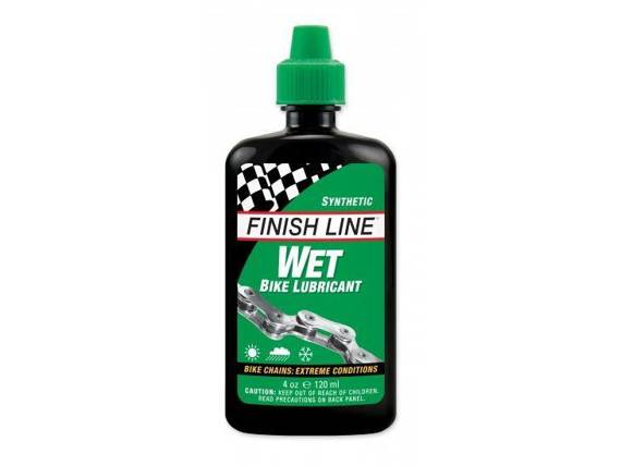 Olej Finish Line WET Cross Country 120 ml